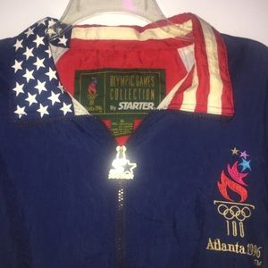 Atlanta 1996 Olympic Games Collection by STARTER